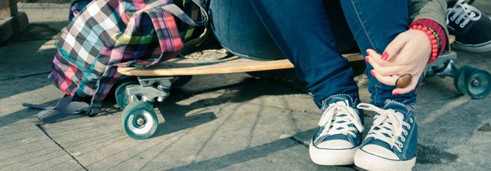 sitting-on-a-skateboard